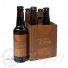 4 bottles of Moody Tongue Caramelized Chocolate Churro Baltic Porter