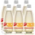 6 bottles of CAPI Spicy Ginger Beer Australian Premium Mixer
