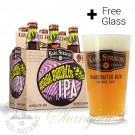 6 Bottles of Karl Strauss Aurora Hoppyalis IPA + FREE Glass