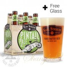 6 Bottles of Karl Strauss Pintail Pale Ale + FREE Glass
