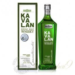 Kavalan Port Cask Concertmaster Single Malt Whisky