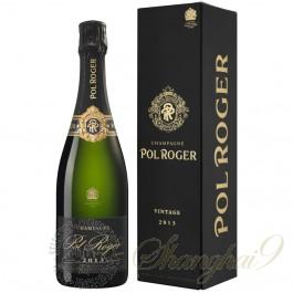 Pol Roger Brut 2013 Vintage Champagne