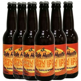 6 bottles of Side Hustle Hazy IPA