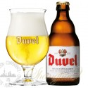 One case of Duvel + One Duvel Glass