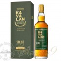 Kavalan Solist Single Cask ex-Bourbon Cask Single Malt Whisky