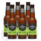 6 bottles of 4 Pines Hefeweizen