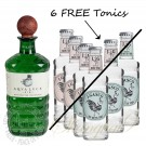 Aqva Lvce Gin (w/6 FREE Indian OR Dry Bitter Tonic)
