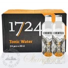 One case of 1724 Tonic Water