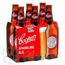 6 bottles of Coopers Sparkling Ale