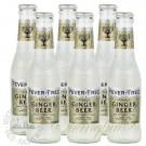 6 bottles of Fever Tree Ginger Beer