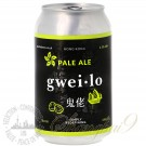 12 cans of Gwei Lo Pale Ale