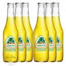 6 bottles of Jarritos Pineapple Soda