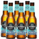 6 bottles of 4 Pines Pacific Ale
