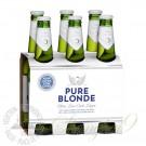 6 bottles of Pure Blonde Beer