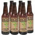 6 bottles of Rogue Farms 7 Hop IPA