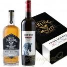 Teeling Silk Road Collection Ningxia Wine Cask Irish Whiskey Gift Box