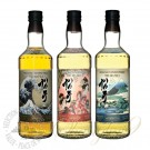 The Matsui Single Malt Japanese Whisky Gift Pack (3x200ml)