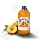 6瓶宾得宝含气蜜桃汁饮料