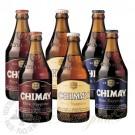 比利时智美红/白/兰帽啤酒2瓶