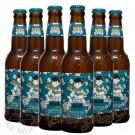 高大师 婴儿肥茉莉花茶拉格啤酒330ml(6瓶)