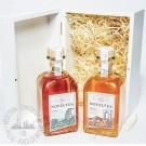 礼盒(伯爵红茶金酒250ml+薄荷绿茶朗姆酒250ml)