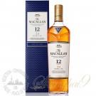 麦卡伦蓝钻12年单一麦芽苏格兰威士忌
